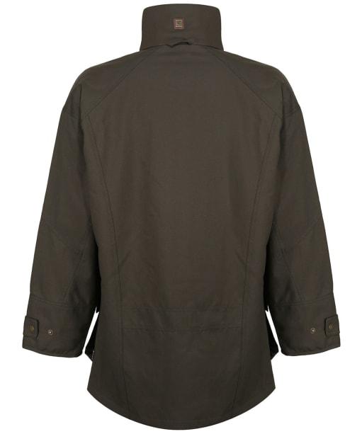Men's Dubarry Rosleague Waterproof GTX Shooting Coat - Ivy