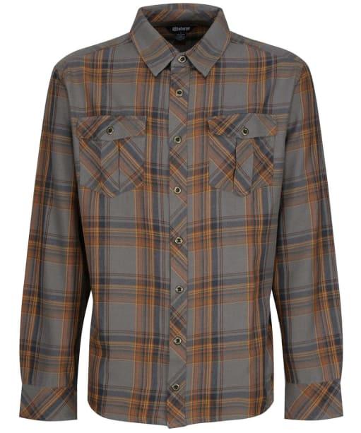Men's Sherpa Ramoche Shirt - Henna Brown
