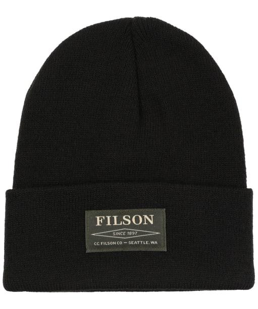 Filson Acrylic Watch Cap - Black