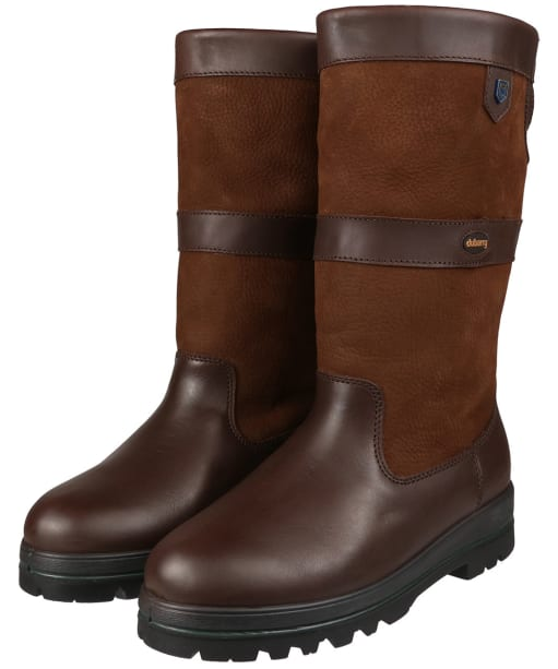 Dubarry Donegal Boots - Walnut