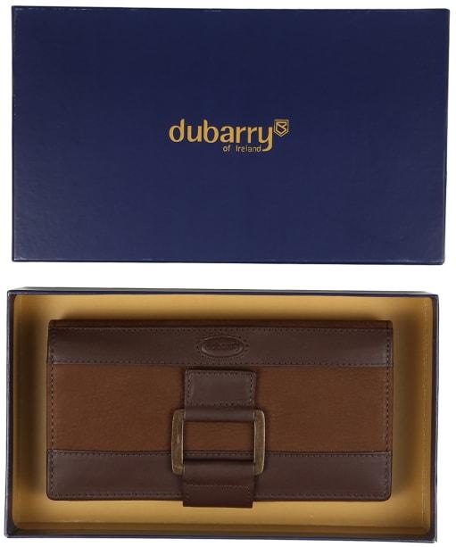 Women's Dubarry Dunbrody Leather Wallet - Walnut