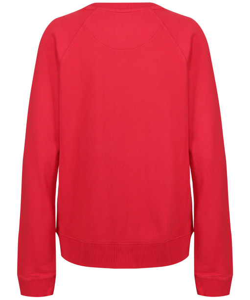 Women's Crew Clothing Anchor Graphic Sweater - Red