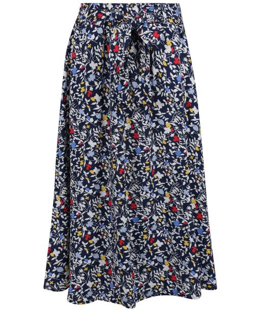 Women's Crew Clothing Emilia Skirt - Shadow Leaf