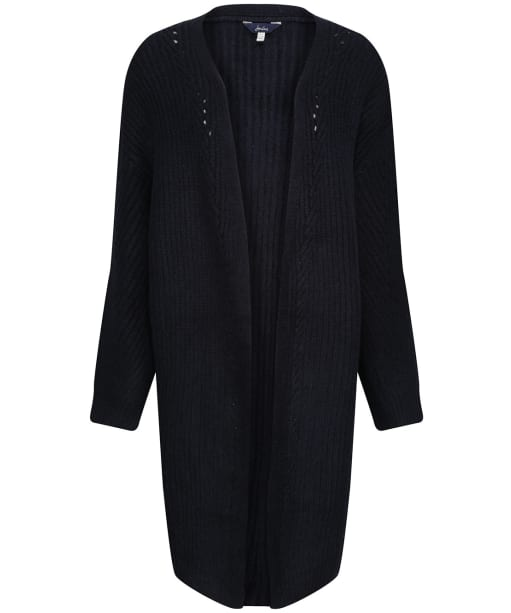 Women's Joules Adelaide Longline Cardigan - French Navy
