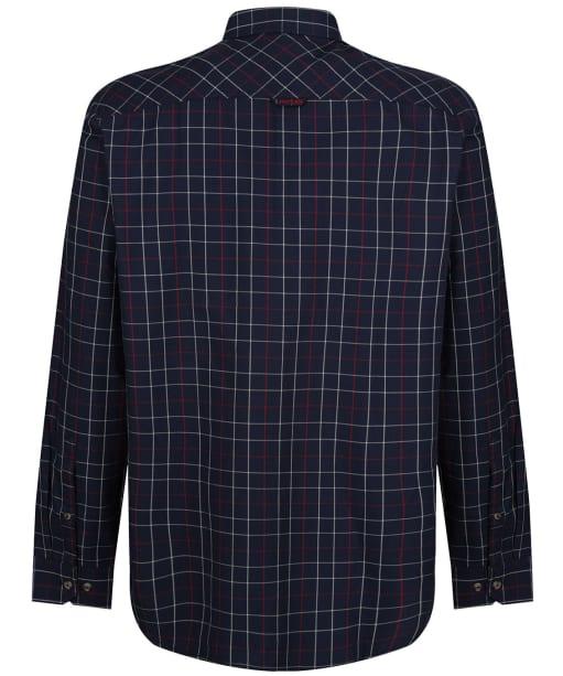Men's Joules Hewitt Shirt - Navy / Red