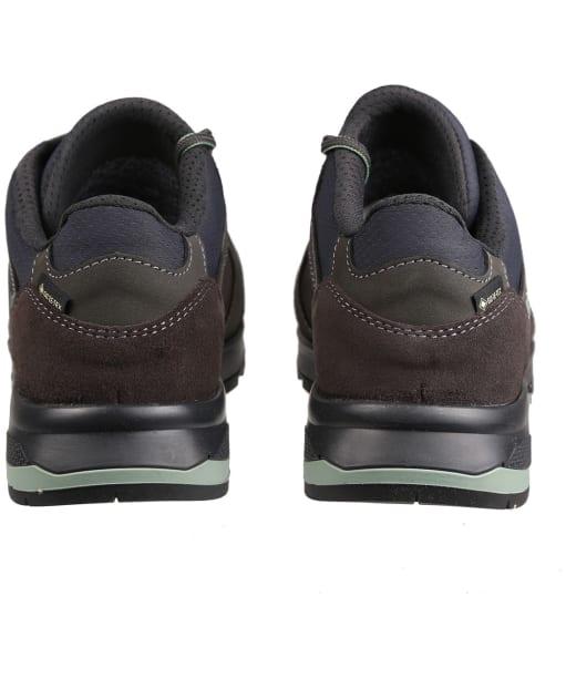 Women's Hanwag Banks Low Bunion GTX Boots - Asphalt / Mint