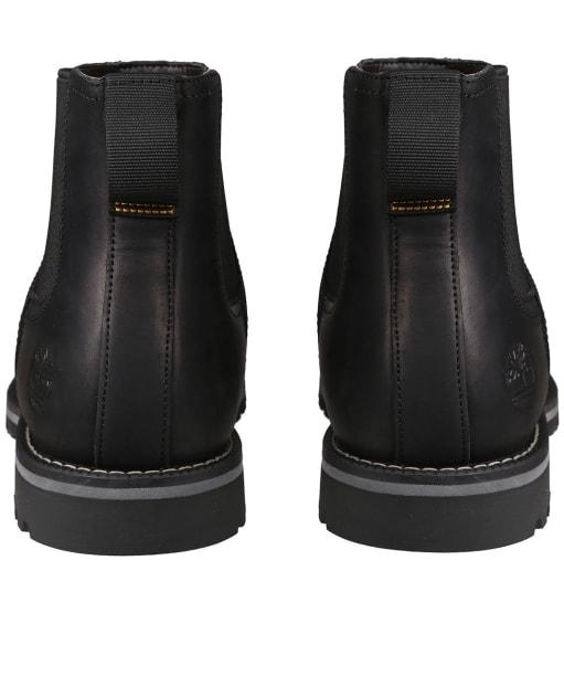 Men's Timberland Larchmont II Chelsea Boots - Black Fullgrain