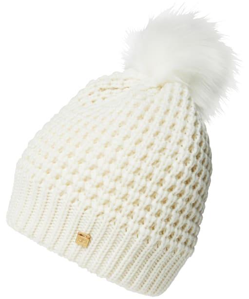Women's Helly Hansen Snowfall Beanie - Off White