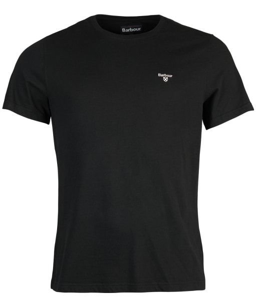 Men's Barbour Sports Tee - Black