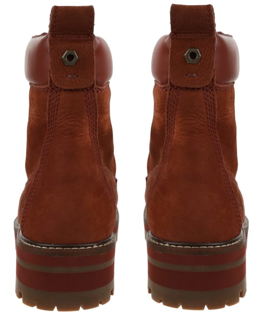 Women's Timberland Courmayeur Valley Boots - MEDIUM BRN NUBU