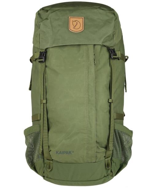 Men's Fjallraven Kaipak 38 Backpack - Pine Green