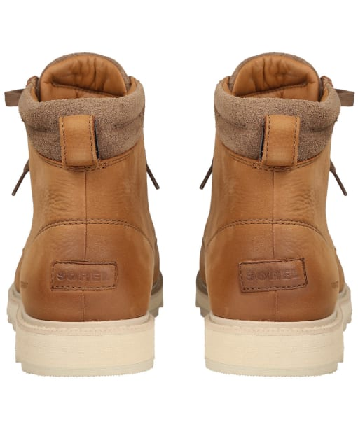 Men's Sorel Madson II Moc Toe Waterproof Boots - Velvet Tan