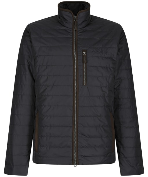 Men's Schoffel Carron Quilted Jacket - Charcoal