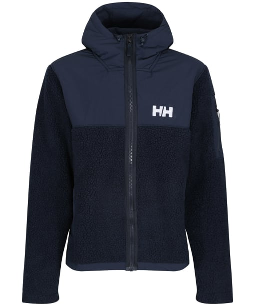Men's Helly Hansen Patrol Pile Fleece Jacket - Navy