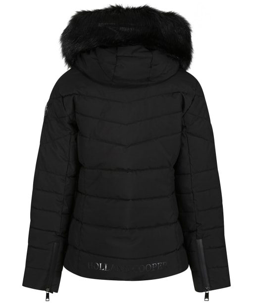 Women's Holland Cooper Whistler Puffer Jacket - Black