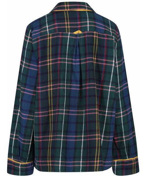 Women's Joules Sleeptight Pyjama Set - Multi Tartan