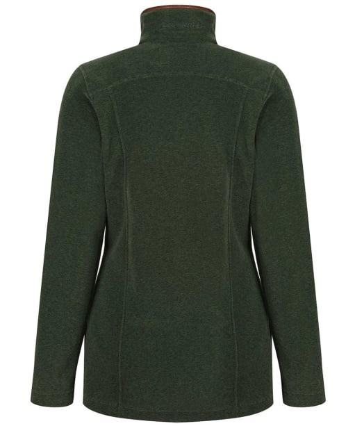 Women's Schoffel Tilton 1/4 Zip Fleece - Cedar Green