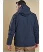 Men's Barbour Lytham Waterproof Jacket - Navy
