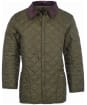 Men's Barbour Liddesdale Jacket - Olive