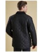 Barbour Bardon Quilt Jacket- Black