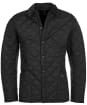 Mens Barbour Heritage Liddesdale Jacket - Black