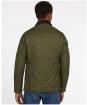 Mens Barbour Heritage Liddesdale Jacket - Olive