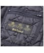 Boy's Barbour Liddesdale Quilted Jacket, 10-15yrs - Navy