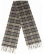 Men's Barbour Scarf and Glove Gift Set - Modern / Grey
