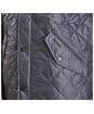 Men's Barbour Flyweight Chelsea Quilted Jacket - Navy / Atlantic Blue