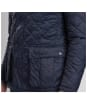 Men's Barbour International Windshield Quilt - Navy