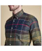 Barbour John Tailored Shirt - Classic Tartan