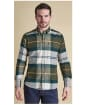 Barbour John Tailored Shirt - Ancient Tartan