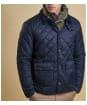 Barbour Tartan Merino Cashmere Wool Scarf - Classic Tartan