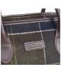 Women's Barbour Tartan Mini Tote Handbag - Classic Tartan