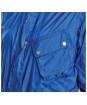 Women's Barbour x Brompton Brent Jacket - Sea Blue