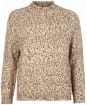 Women's Barbour Heritage Jane High Neck Sweater - Mist
