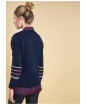 Women's Barbour Seaton Knit - French Navy
