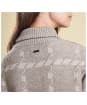 Women's Barbour Glen Knit - Taupe