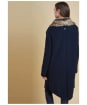 Women's Barbour Fortrose Knit Cardigan - Navy