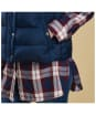 Women's Barbour Beachley Gilet - French Navy