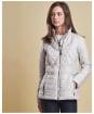 Women's Barbour Charlotte Quilt Jacket - Mist