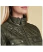 Women's Barbour Filey Quilt Jacket - Olive