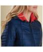 Women's Barbour Cragside Quilt Jacket - Navy