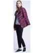 Women's Barbour International Rockingham Quilted Jacket - Barolo