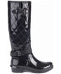 Women's Barbour Lindisfarne Wellingtons - Black