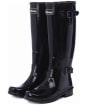 Women's Barbour Cleveland Wellingtons - Black