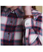 Women's Barbour Combe Shirt - Rosewood Check