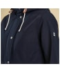 Women's Barbour Seaton Waterproof Jacket - Navy