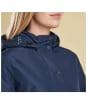Women's Barbour Stratus Jacket - Dark Navy