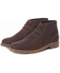 Men's Barbour Readhead Chukka Boots - Chocolate